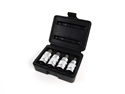 "Picture of Schwaben 4 -Piece Triple Square Socket Set, 1/2"" Drive M10-M16"
