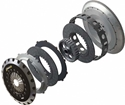 Picture of Carbonetic Twin Plate Carbon Clutch
