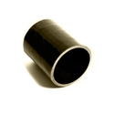 Picture of Black 4 Ply Silicone Coupler - Straight