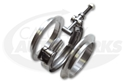 Picture for category Vibrant V-Band Flange Assemblies